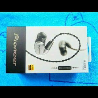 Pioneer SE-CH5T-S耳掛式耳機