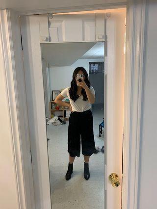 Babaton luiz culottes XS black