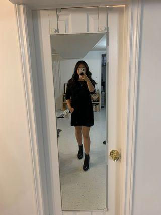 Wilfred free dress size XS black