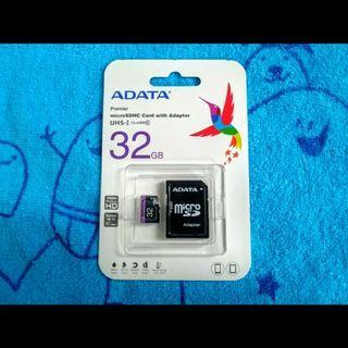 ADATA威剛microSD 32GB記憶卡