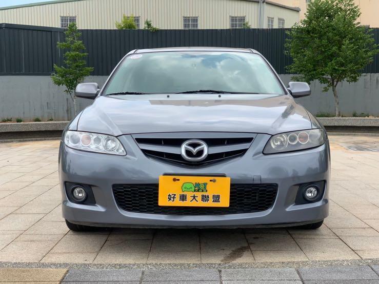 05  MAZDA6  2.3 免頭期 找錢車 強力過件 漂亮車