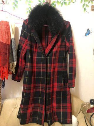 MOMA復古外套