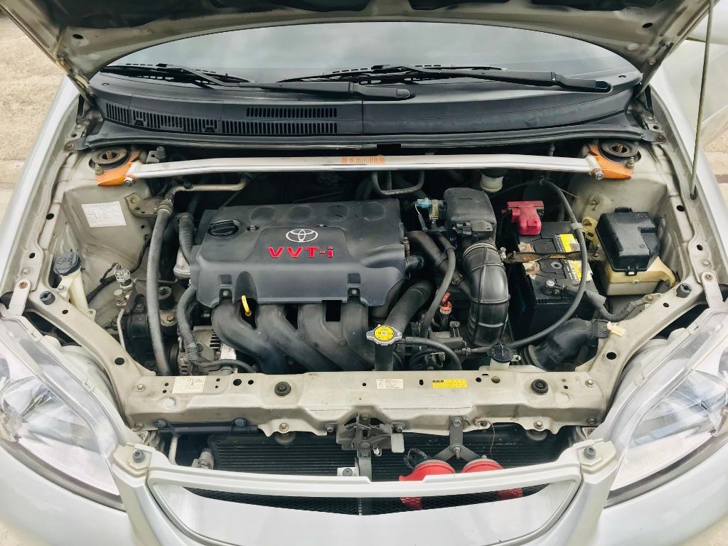 2004 Toyota VIOS 1.5  ✅ 一手美車 ✅胎壓偵測器 ✅抬顯 ✅前後雷達