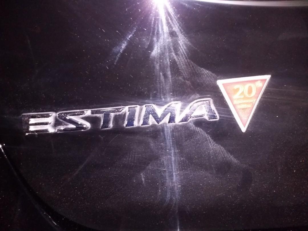2011 TOYOTA ESTIMA AERAS 2.4