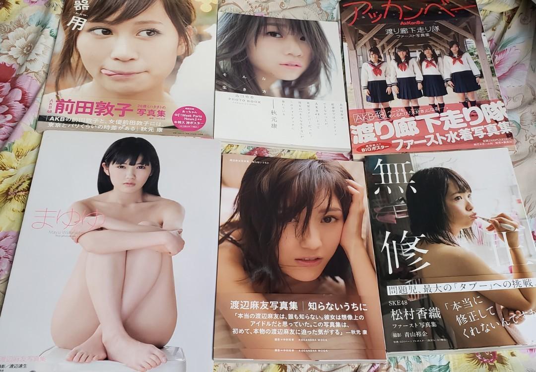 AKB48/坂道48系列雜誌寫真集