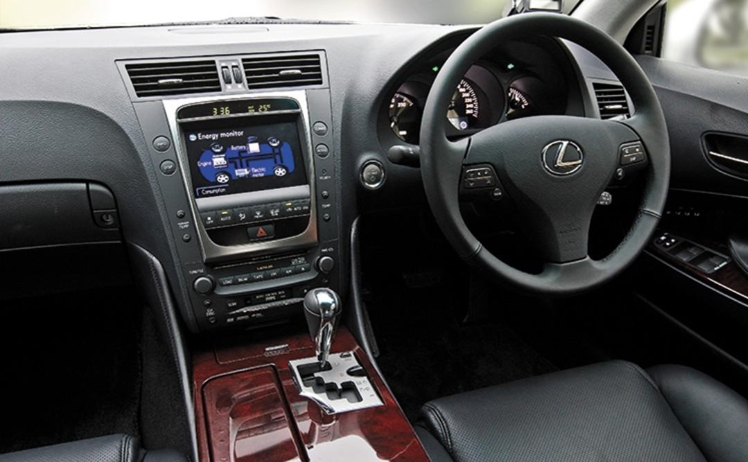 Cheapest in market !! Grab premium Lexus gs450h hybrid car !! 12km/L fuel efficiency !!