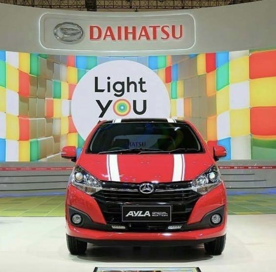DP MURAH Daihatsu Ayla mulai 5 jutaan. Daihatsu Pamulang