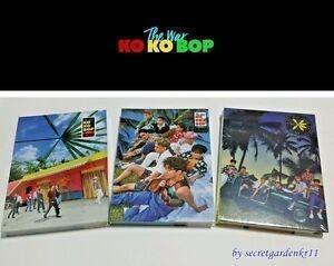 [EXO]The War / Kokobop Album / Private ver. / Free Photocard