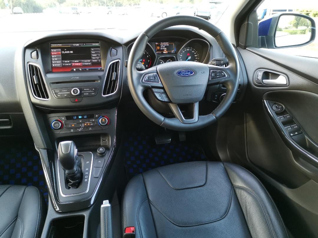 Ford Focus 1.0 Ecoboost Titanium 5-Dr (A)