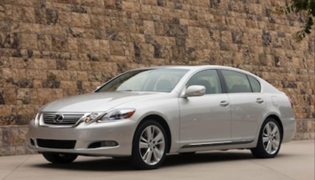 Grab premium LEXUS GS450H HYBRID CAR - Powerful, Smooth luxury machine