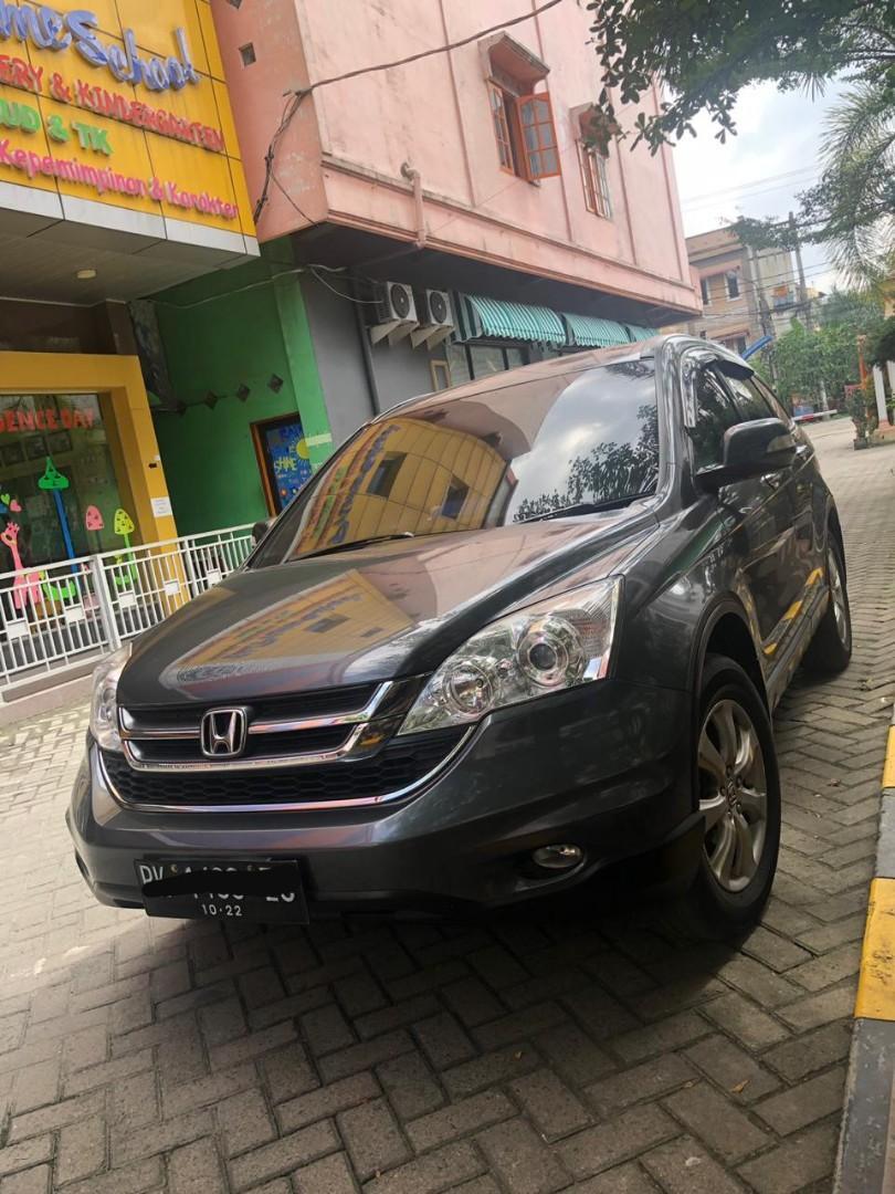 Mobil Honda CRV 2012, 2.0 matic, pajak panjang oktober 2020, mulus, terawat