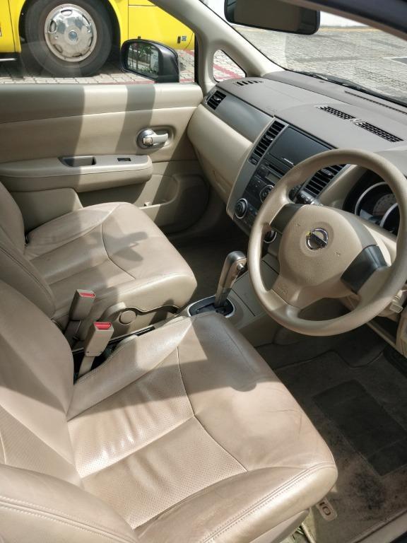 Nissan Latio *Early CNY Promo whatsapp Edwin @87493898 now!!!*