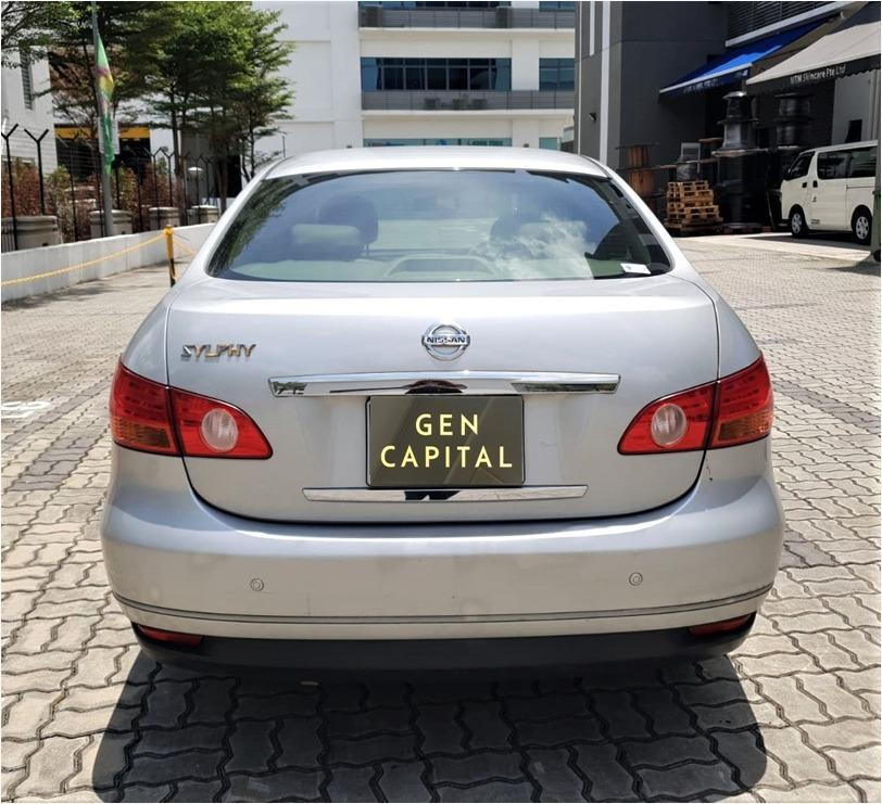 Nissan Sylphy Cheapest rental in town! No hidden fees & charges. Deposit driveoff immediately!