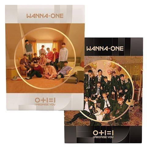 [Ready Stock/Sealed/Poster+Freebies] WANNA ONE 2ND MINI ALBUM - I PROMISE YOU