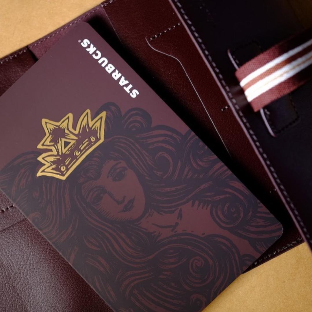 Starbucks 2020 Planner Travel Organizer plus free undated organizer