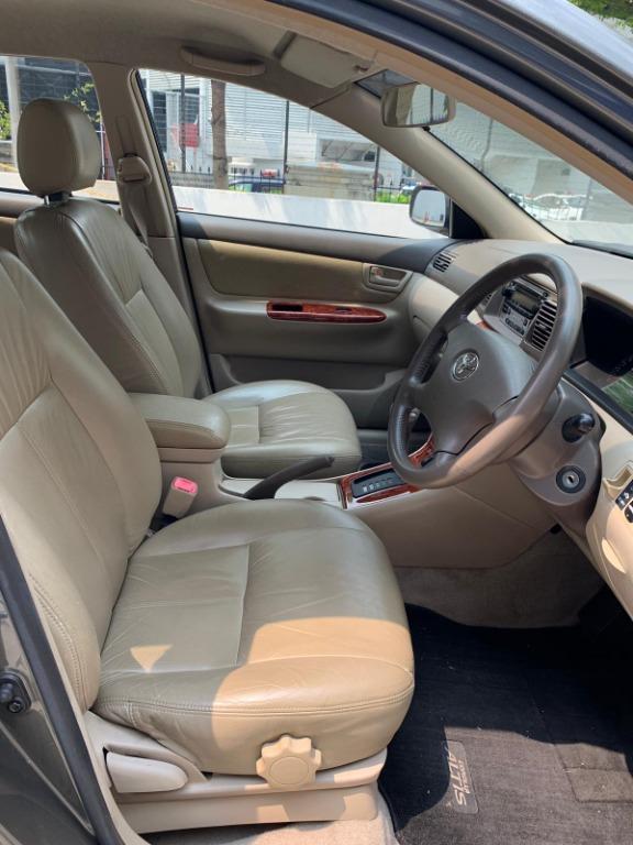 Toyota Altis *Early CNY Promo whatsapp Edwin @87493898 now!!!*
