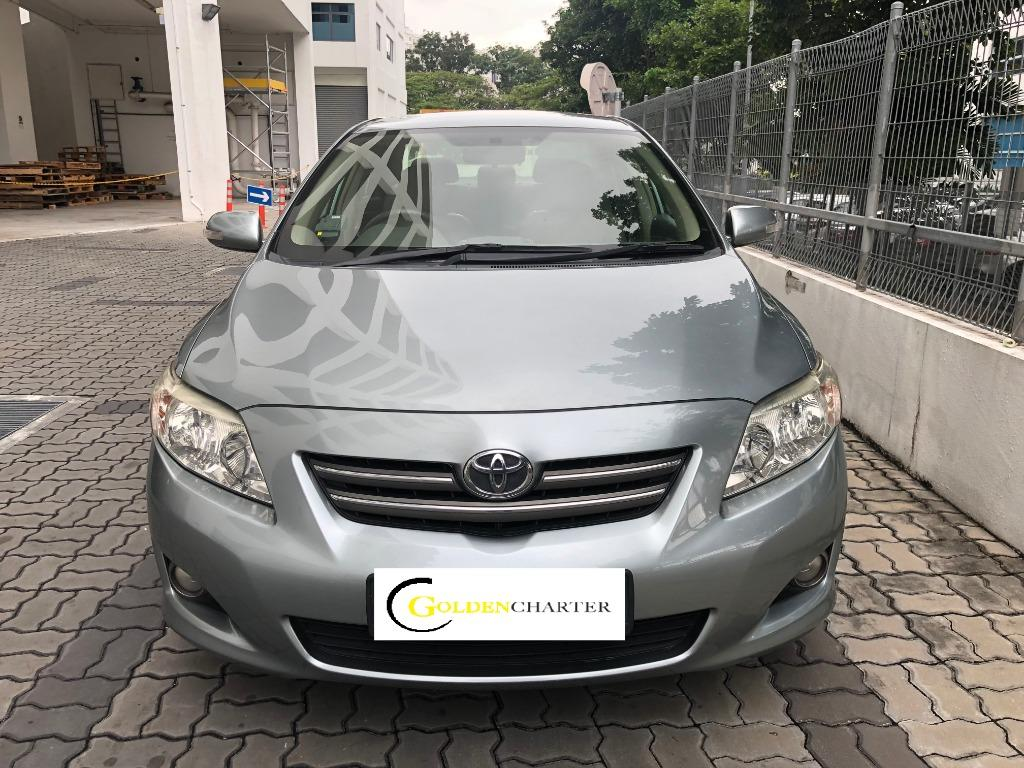 Toyota Altis For Rent Now ! Gojek / Grab / Personal use ! Call now !