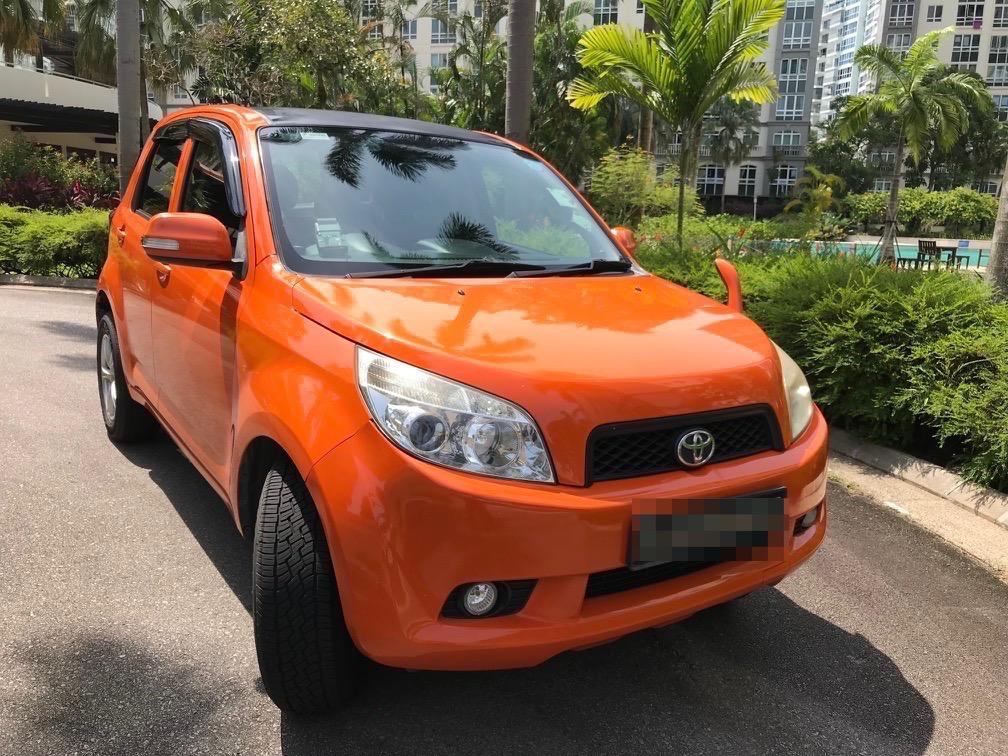 TOYOTA RUSH 1.5L WITH GOFLEET INCENTIVE - RELIABLE SUV, COMFORTABLE, ECONOMICAL, SPACIOUS, HUGE BOOT, GREAT SOUND SYSTEM - GRAB/GOJEK READY !!