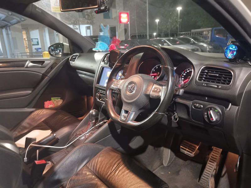 Volkswagen Golf GTI 2.0 DSG (A)