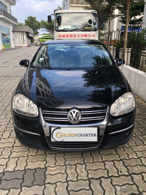 Volkswagen Jetta For Rent! PHV Drivers For Gojek/GRAB! Personal Use!