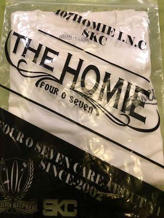 407 Homie  I.N.C上衣
