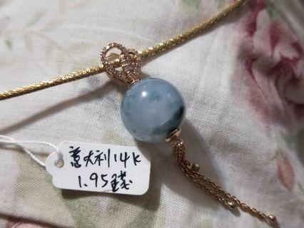 A貨鑽石項鍊