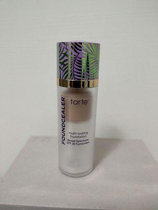二手-Tarte 粉底液babassu foundcealer™ skincare foundation Broad Spectrum SPF 20