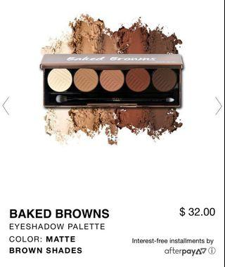 Dose of Colors: Baked Browns Eyeshadow Palette