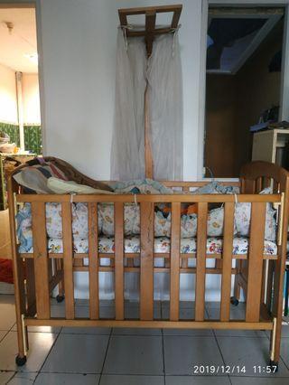 Baby box kayu my baby