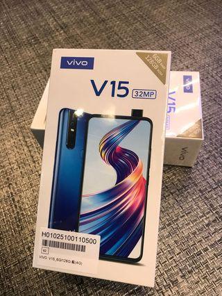 🔥馬克嚴選➰全新品🔥VIVO V15 6GB/128GB 6.5吋 鏡面藍