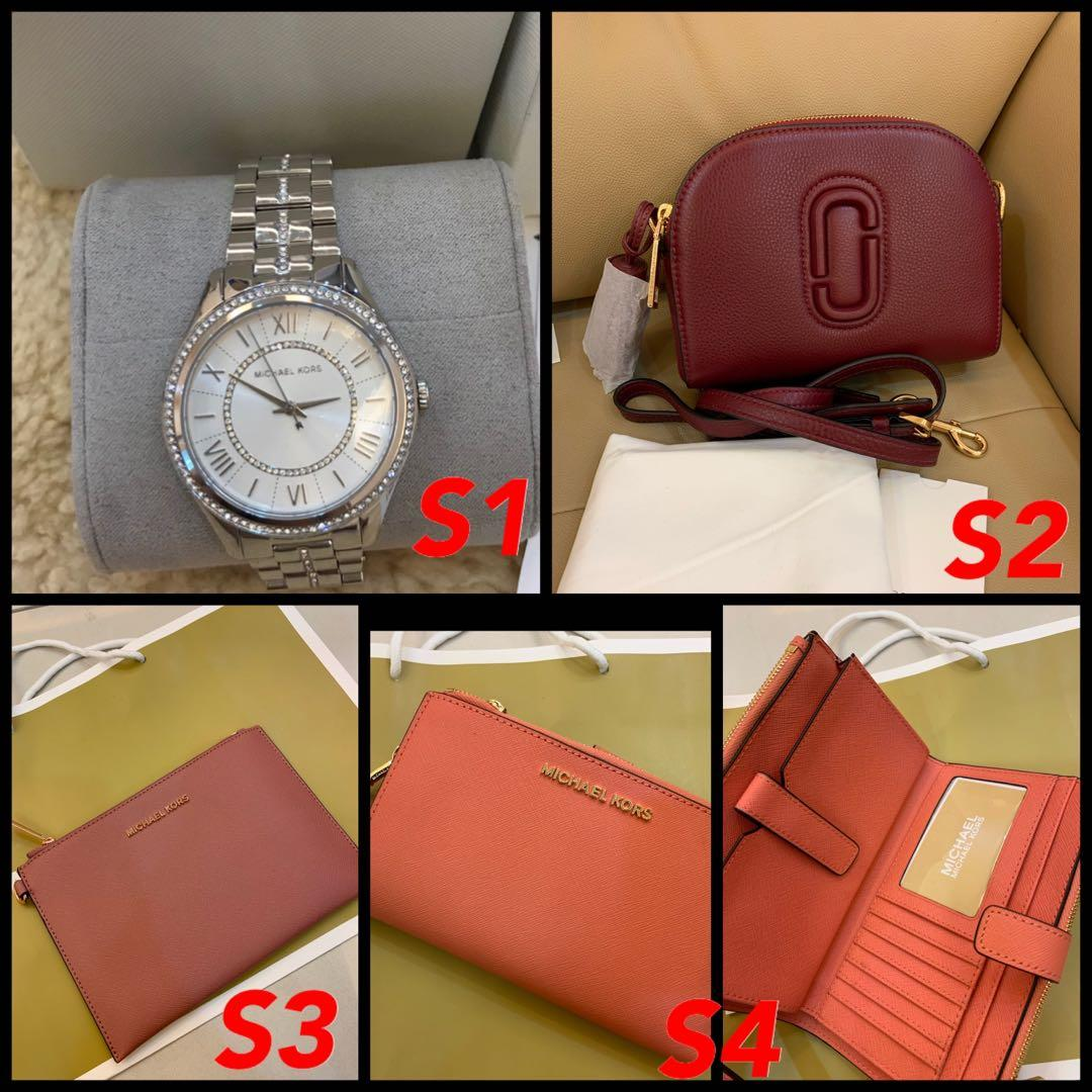 (18/12/19)Ready Stock 151219 December stock Tory Burch and Coach and Mar Jacobs permanent listing