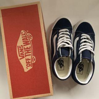 近全新正品 Vans style 36 海軍藍 5.5號(23.5號)