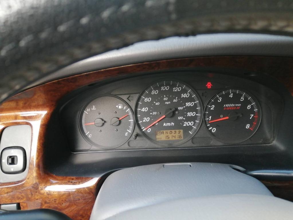 2003年 MAZDA MPV