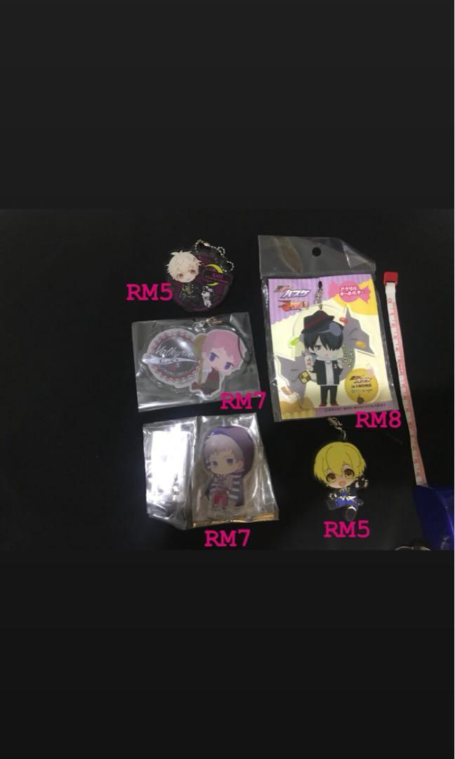 Anime Merchandises (Clearing Sale) (Tsukiuta, b-project, IDOLiSH7, etc...)