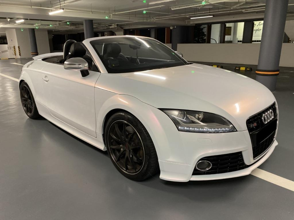 Audi TT Cabriolet Sports For Rent ! Wedding / Photoshoot / Leisure / Personal