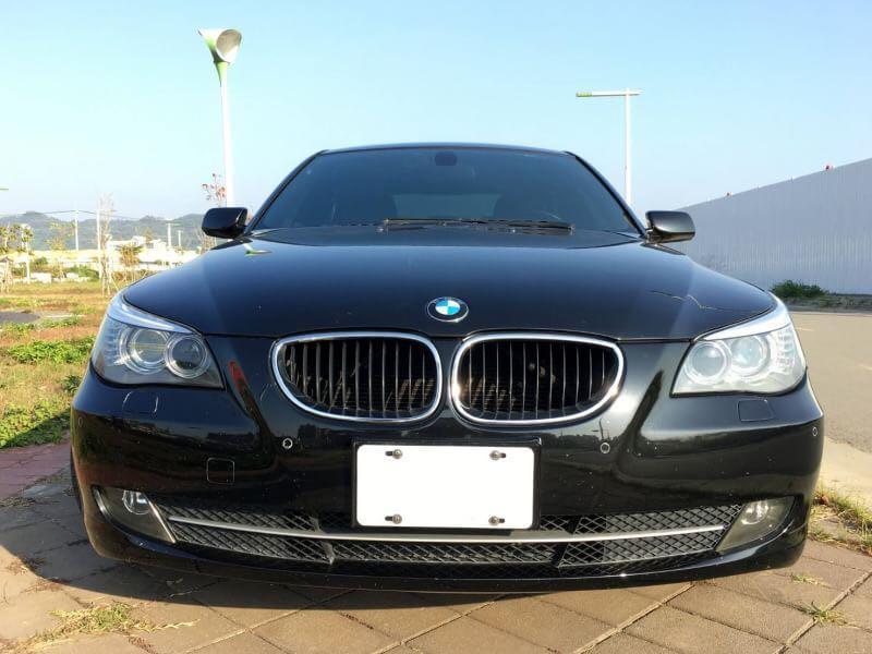 BMW 520d 2008年線傳黑屋