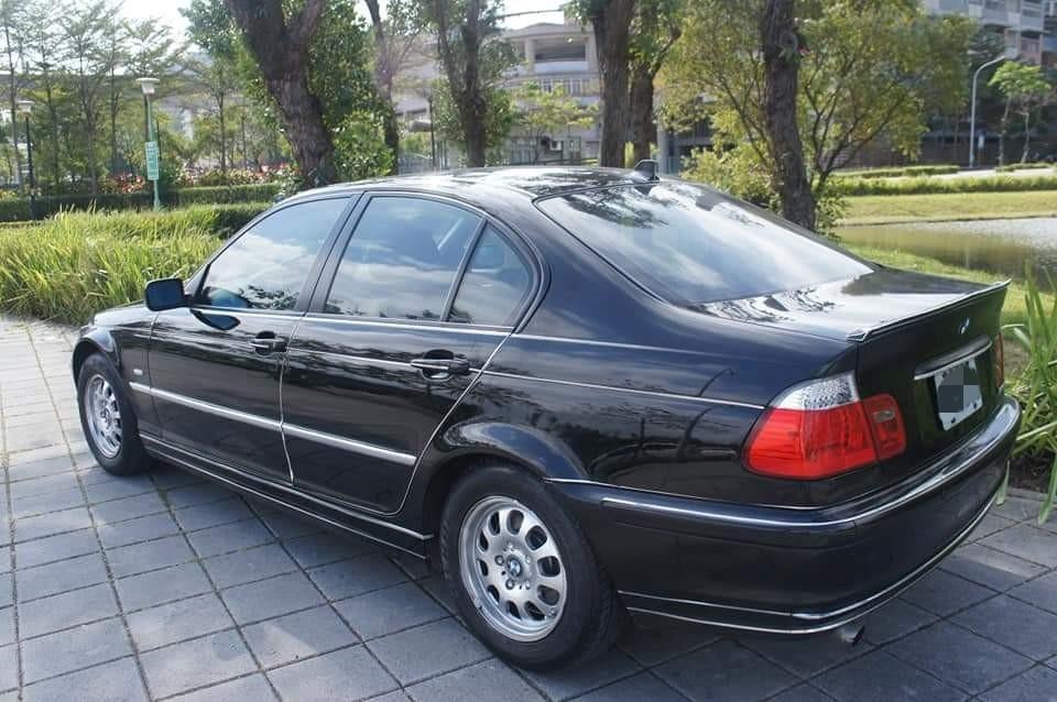 BMW E46 318