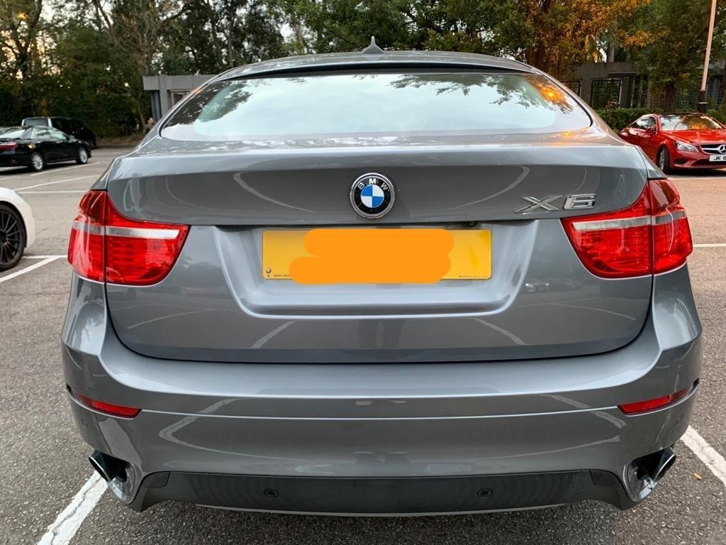 BMW X6 XDRIVE35IA 2011