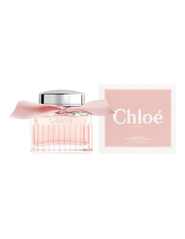 CHLOE L'eau Eau de Toilette EDT perfume 50ml RRP$115
