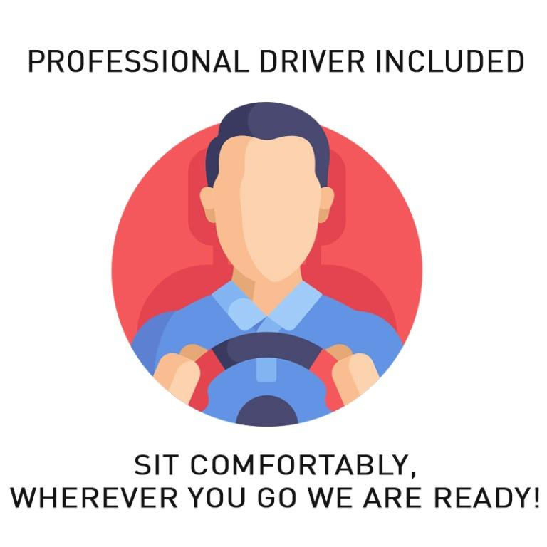 Professional Batam Cars Rental, Accommodation, Transportation with Private Driver All Included