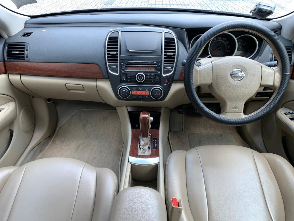 Nissan Sylphy 1.5A @ Very AFFORDABLE rates!! Only $500 deposit driveaway!