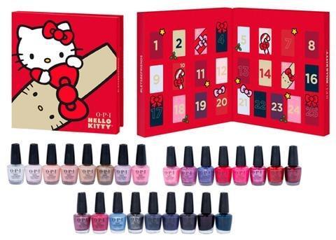 OPI Hello Kitty Advent Calendar Mini 25 Gift Set RRP$90