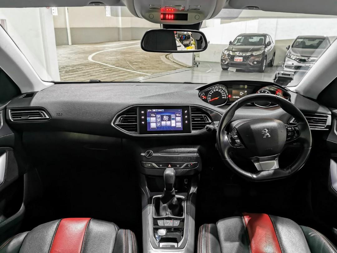 Peugeot 308 1.2 Allure 16 (A)