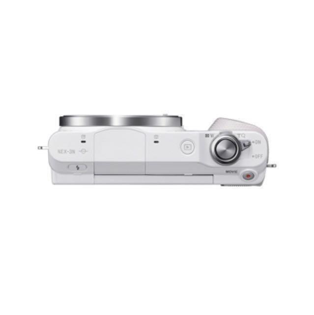 *SALE* Sony Alpha NEX-3N 16.1MP Camera - White (with Lens)