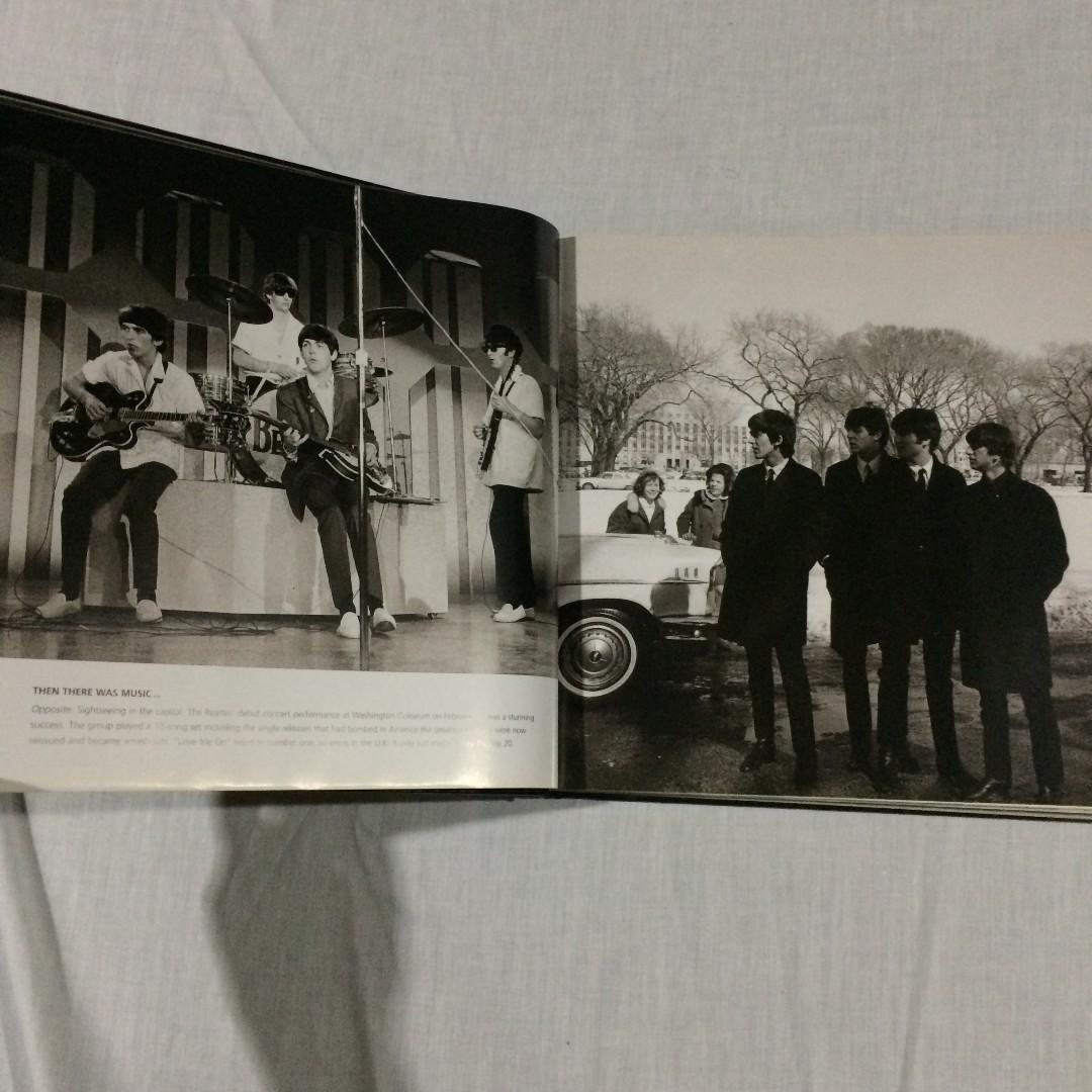 THE BEATLES: PHOTOGRAPHS OF AN ICON (HARDBOUND) FOR ONLY PHP 799!