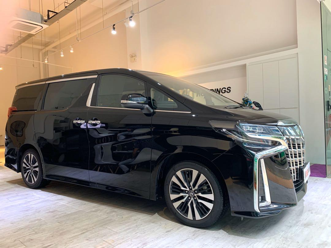 Toyota Alphard 2.5 S 7-Seater (A)