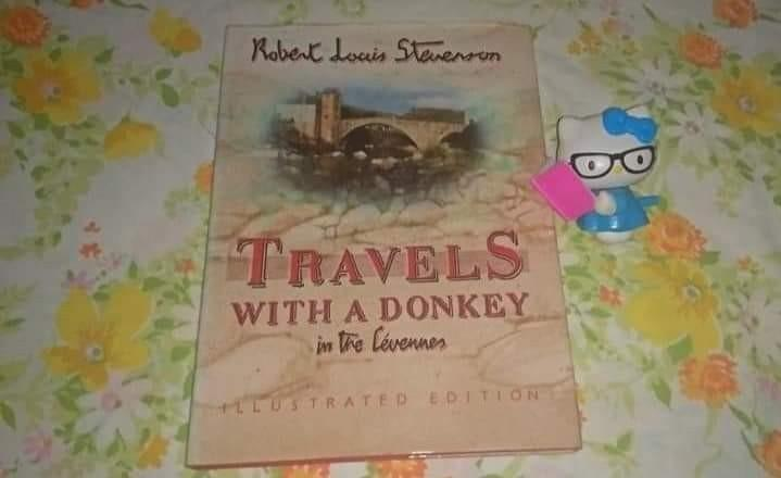 Travels with a Donkey in the Cévennes byRobert Louis Stevenson
