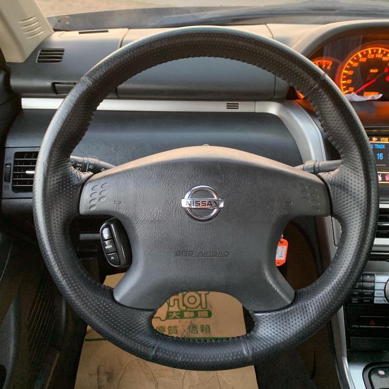日產XTERL-黑色2008年 2.0cc