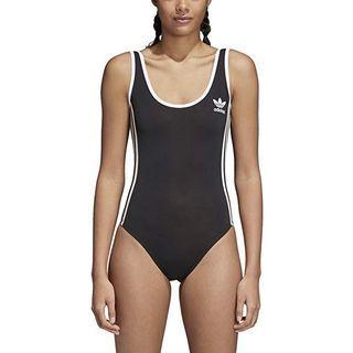 Adidas black bodysuit