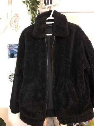 Urban Outfitters Oversized Sherpa Jacket